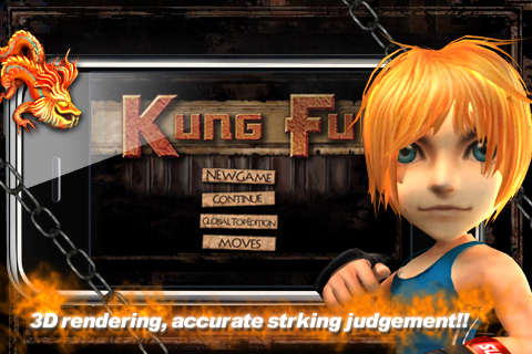 Screenshot Kung Fu V1.0